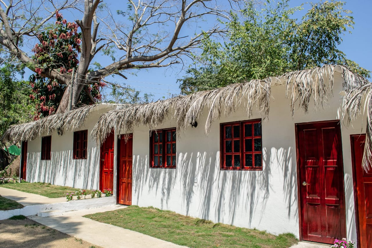 Cabañas Teyuna Santa Marta Colombia